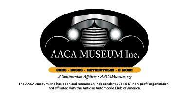 AACA Museum, Inc. Logo